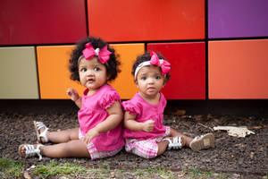 Twins by VioletBreezeStock