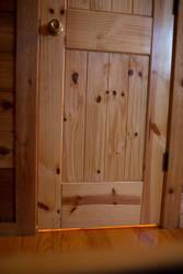 Cedar Door by VioletBreezeStock