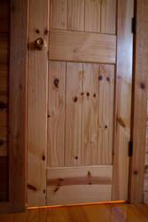 Cedar Door 2 stock by VioletBreezeStock