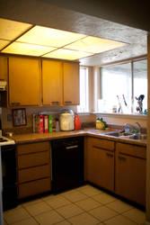 kitchen stock by VioletBreezeStock