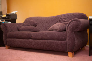 Stock couch by VioletBreezeStock