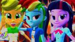My Little Ponies! Pt.1 by xSakuyaChan510x