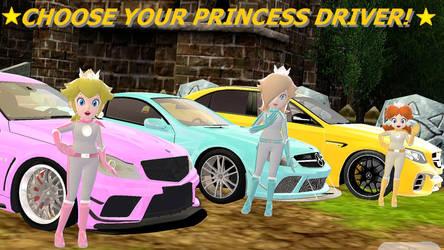 .:. Choose Your Princess Driver! .:. by xSakuyaChan510x