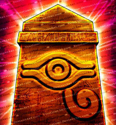 Custom Artwork: SACRED STONE OF OJHAT by YugiCorp