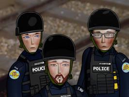 TTTE Sodor SWAT Force for Baiocoislandfilms. by ColbyJames2902