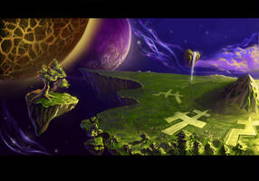 Nagrand by Athena-Erocith