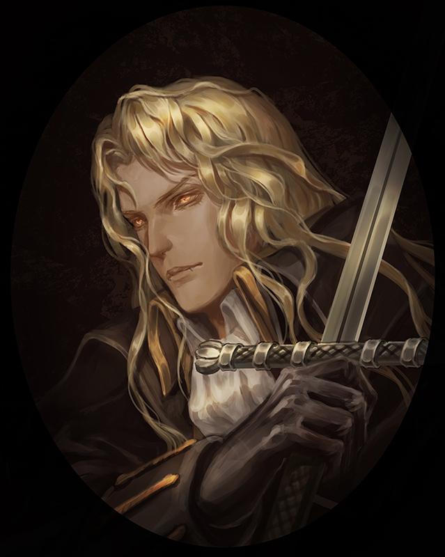 [Castlevania] Alucard by Athena-Erocith