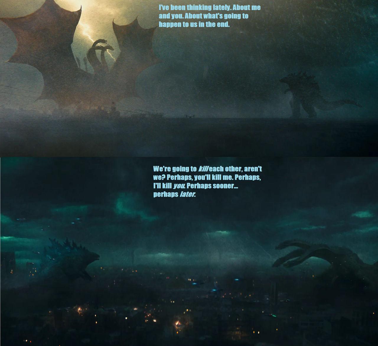 Godzilla Quotes: Godzilla The Killing Joke By KaijuAlpha1point0 On DeviantArt