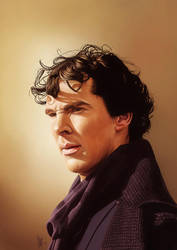 Against the rest of the world - Sherlock by tillieke