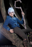 Jack Frost Cosplay ~ All You have to do is Believe by liui-aquino