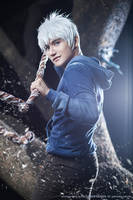 Jack Frost Cosplay ~ Hey, Wind! Take me home! by liui-aquino
