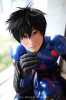 Hiro Hamada Cosplay - Flight Suit - Big Hero 6 by liui-aquino
