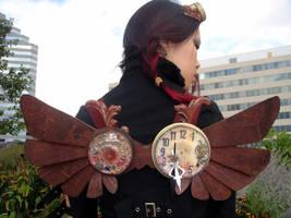 Steampunk Wings 2 by livetoletlive