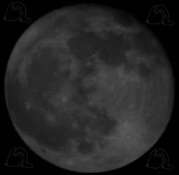 Full Moon 2 - 29/11/12 by BLGraphical