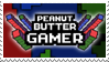 PeanutButterGamer Stamp by spdy4