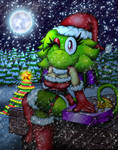 Merry Christmas 2016 by spdy4