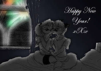 159 - Happy New Year! - 2014 by miarchy