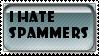 Spammers Stamp by AcidVenomizer