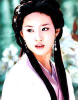Liu YiFei by Kydeh