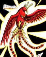 Phoenix by Acrof