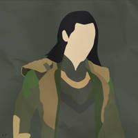 Loki (Simplistic) by Geoffery10