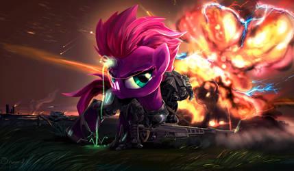 Commander Tempest by ColdRivez