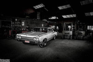 Oldsmobile Cutlass 3 by bekwa