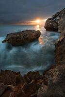 Island Rock by Dreampixphotography