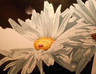 Untitled...wip...detail. by ChristopherPollari