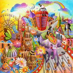 Hidden Symphonies by frecklefaced29