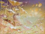 Toro Nagashi by frecklefaced29
