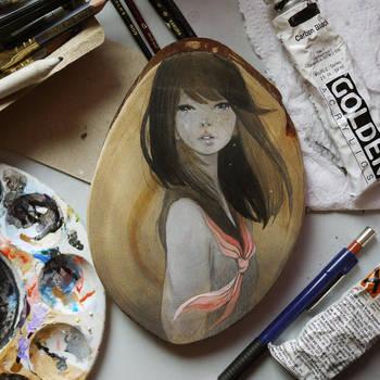 Yoko by frecklefaced29