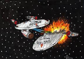 The Conquering Enterprise by KrytenMarkGen-0