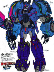 TF Robots in Disguise (2015) - Galvatronus by KrytenMarkGen-0