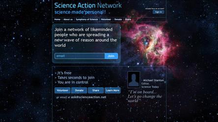 Science Action Network by k-raki