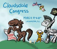 Cloudsdale Congress 2013 by SouthParkTaoist