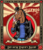 Come Back BoJack Horseman by SouthParkTaoist