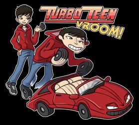 Turbo Teen Vroom! by SouthParkTaoist