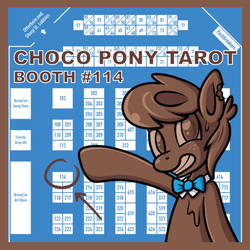 Vending at BronyCon 2018 at #114 in Marketplace by SouthParkTaoist