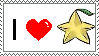 I Love Paopu Stamp by cynders-song