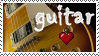 Guitar Stamp by cynders-song