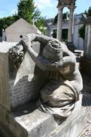 Lisbon Cemetery Stock 44 by Malleni-Stock
