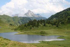 Austria Stock 28 by Malleni-Stock
