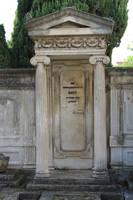 Pula cemetery Stock 22 by Malleni-Stock