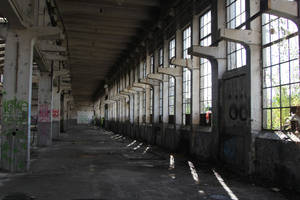 Industrial decay Stock 49 by Malleni-Stock