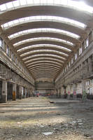 Industrial decay Stock 62 by Malleni-Stock