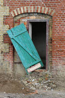 Abandoned building Stock 03 by Malleni-Stock