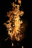 Fire Stock 041 by Malleni-Stock