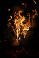 Fire Stock 042 by Malleni-Stock