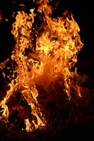 Fire Stock 047 by Malleni-Stock